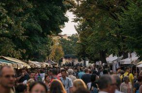 Több mint negyedmilliós látogatottsága volt az idei Kolozsvári Magyar Napoknak