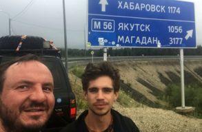 Elmentek a világ végére, ami pont Magadanban van, hogy más emberként jöjjenek haza