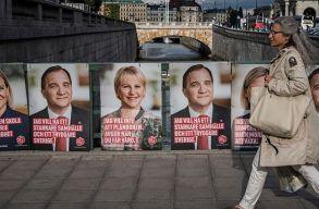 Svéd választások: szélsõjobboldali áttörés?