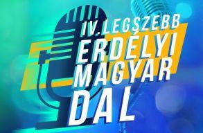 Utolsó száz méterére fordult a 4. Legszebb Erdélyi Magyar Dal pályázata