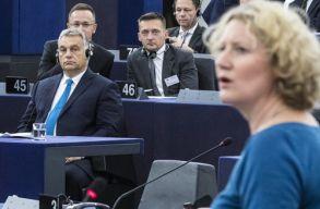 A magyar kormány megtámadja a Sargentini-jelentésrõl szóló szavazást