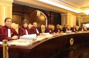 Az alkotmánybíróság elhalasztotta a döntést a közigazgatási törvénykönyv ügyében