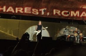 Jövõ augusztusban újra koncertet ad Romániában a Metallica