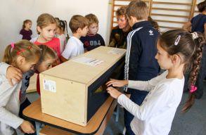 Birtokba vették a gyerekek az EduKastély játékait