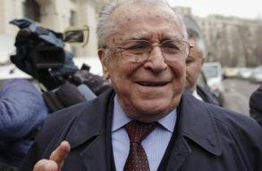 Ion Iliescu: sosem voltam híve a konfliktusos vezetésnek