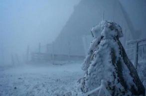 Kedd estétõl havazni fog a hegyekben