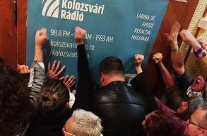 Stafétamaratonnal születésnapozik a Kolozsvári Rádió