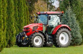 Bemutatták az új, 100%-ban román traktort