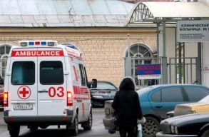 Robbanás történt az orosz Szövetségi Biztonsági Szolgálat arhangelszki székházánál