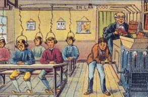 Milyen kellene legyen egy 21. századi iskola?