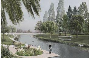 Übermenõ hely lesz a Vasutaspark a rehabilitáció után