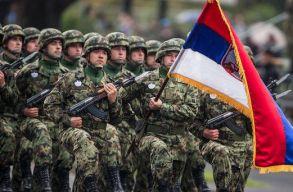 Minden eddiginél nagyobb katonai gyakorlatot tartanak Szerbiában