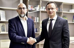 Szijjártó Péter Kolozsváron: Székelyföldre is kiterjeszti Magyarország a gazdaságfejlesztési programot