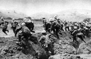Száz éve ért véget az elsõ világháború