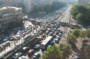 Ismét egy negatív rekordot tart Bukarest