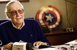 Elhunyt Stan Lee, a Marvel-univerzum atyja