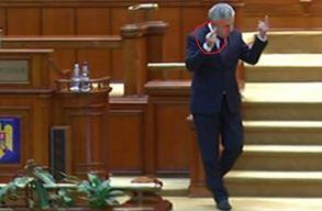 Florin Iordache beintett a parlamentben