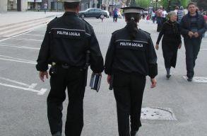 Törvénybe iktatná az RMDSZ az önkéntes polgárõrségek és a helyi rendõrség együttmûködését