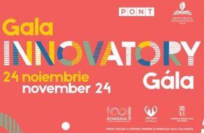 Az Innovatory Gálán díjazzák a diákok megoldási javaslatait Kolozsvár problémáira