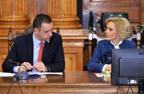 Lemondott Fifor a miniszteri tisztségérõl, Firea pedig a bukaresti PSD elnöki posztjáról