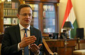 Szijjártó Péter a Digi24-nek: Románia számíthat a támogatásunkra, ha az EP-ben támadják