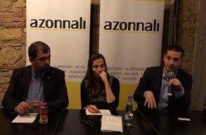 December 1 jelentéseirõl szervezett nyilvános vitát az Azonnali.hu Kolozsváron