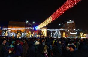 Centenárium ide vagy oda: Bukarestben és Kolozsváron is tüntettek a kormány ellen
