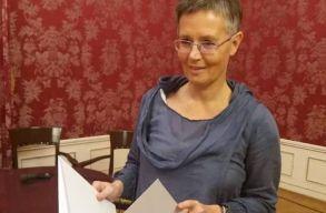 Selyem Zsuzsa Komlós Aladár-díjas