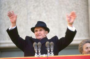 Ceaºescu szelleme tovább kísért: egy felmérés szerint õ a legmeghatározóbb történelmi személyiség