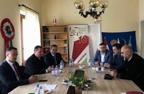 Folytatná az együttmûködést az MPP új elnökével is az RMDSZ