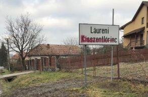 Valakinek nagyon szúrta a szemét Kisszentlõrinc magyar neve