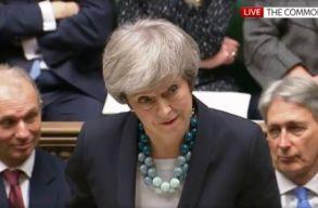 Theresa May: nem lesz szavazás kedden a Brexit-megállapodásról