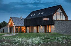 Ilyen lehetne egy székely ház, ha skandináv lenne