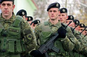 Növekszik a feszültség Koszovó és Szerbia között: a koszovói parlament hadsereggé alakítja a biztonsági erõket