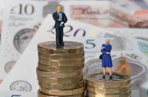 202 év múlva szûnhet csak meg a nemek közti fizetéskülönbség