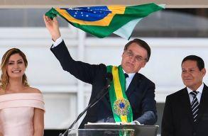 Ilyenek voltak Bolsonaro elsõ napjai Brazília elnökeként