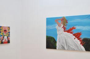 Tisztesség es szerelem. Február 16-ig tekinthetõ meg Suzana Dan kiállítása az Új Kriterion Galériában