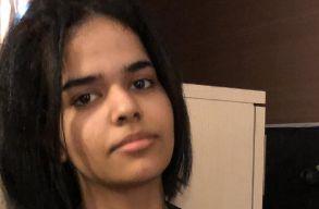 Kanadában kapott menedékjogot a családja elõl Thaiföldre menekülõ szaúdi lány
