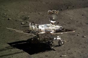 Megérkezett az elsõ videó is a hold túloldaláról