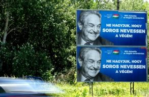 Hogyan csináltak Sorosból tökéletes ellenséget? A Fidesz kampánytanácsadója elmondta a sajtónak