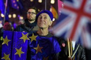 Elutasította a brit alsóház a Brexit feltételeirõl szóló megállapodást