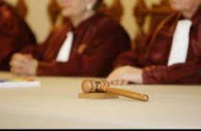 Alkotmányellenes a szabadságmegvonással járó büntetésekre vonatkozó törvényt módosító jogszabály