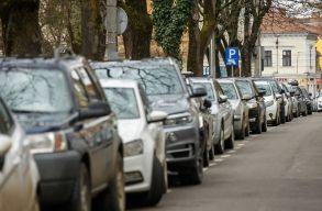 Szerdától online is lehet parkolóbérletet váltani a kolozsvári 2-es parkolóövezetbe