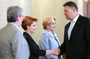 Johannis továbbra sem hajlandó kinevezni Vasilescut fejlesztési miniszterré