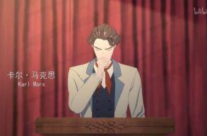 A csillagszemû Marx: megnéztük a kínai anime-sorozat elsõ részét