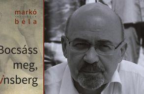 Artisjus Irodalmi Díjat kap Markó Béla