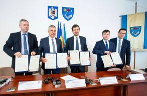 Együttmûködési megállapodás szándéknyilatkozatát írták alá a székely megyék és Dél-Tirol elöljárói