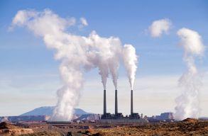 A széndioxid-kibocsátás 140 év múlva akkora lehet, mint a Föld legerõsebb globális felmelegedésének idején