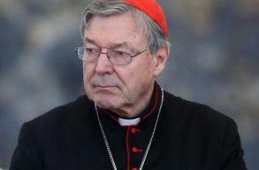 Gyermekmolesztálás vétségében találták bûnösnek Ferenc pápa egyik volt fõtanácsadóját