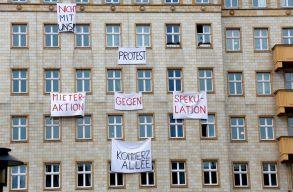 Példátlan módon korlátoznák a berliniek az ingatlanspekulánsokat